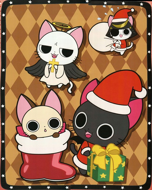 Gonzo, Nyanpire the Animation, Chachamaru, Masamunya Dokuganryuu, Nyatenshi