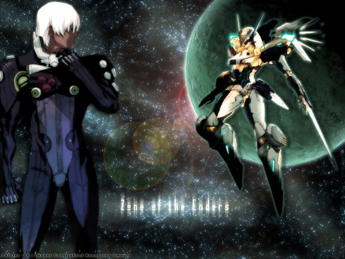Konami, Zone of the Enders: The 2nd Runner, Dingo Egret Wallpaper