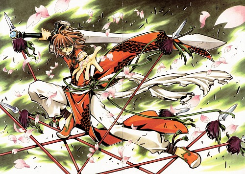 CLAMP, Bee Train, Tsubasa Reservoir Chronicle, Album de Reproductions, Ryuu
