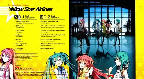 Ako Arisaka, Vocaloid, Luka Megurine, Miku Hatsune, Nanase Kanon