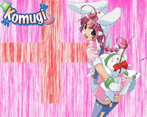 Akio Watanabe, Kyoto Animation, Nurse Witch Komugi, Mugi-maru, Komugi Nakahara Wallpaper