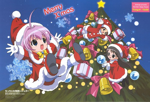 Koge Donbo, A Little Snow Fairy Sugar, Salt (A Little Snow Fairy Sugar), Sugar (A Little Snow Fairy Sugar), Pepper (A Little Snow Fairy Sugar)