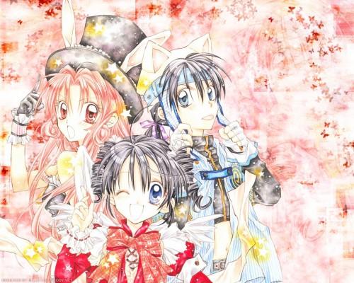 Arina Tanemura, Full Moon wo Sagashite, Mitsuki Koyama, Meroko Yui, Takuto Kira Wallpaper