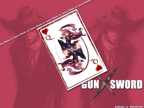 Takahiro Kimura, Gun x Sword, Priscilla (Gun x Sword), Van (Gun x Sword) Wallpaper