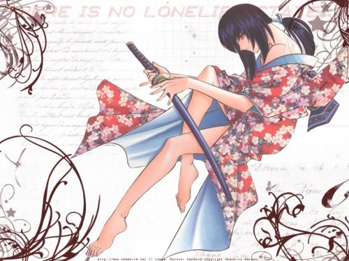 Rurouni Kenshin, Tomoe Yukishiro Wallpaper
