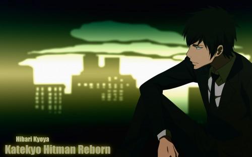Akira Amano, Artland, Katekyo Hitman Reborn!, Kyoya Hibari Wallpaper