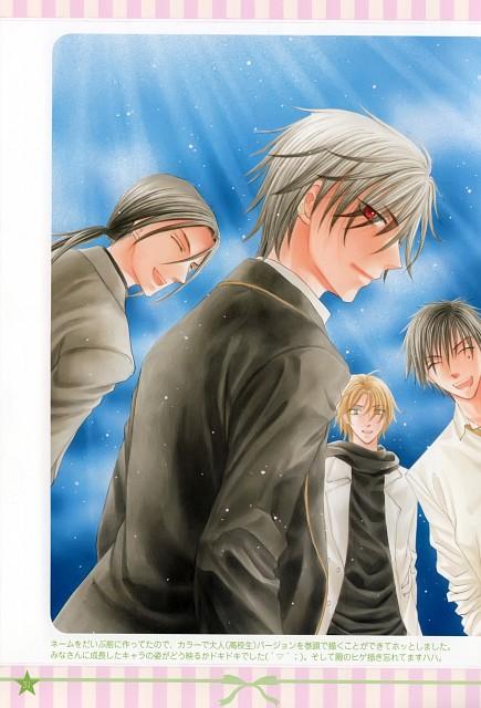 Tachibana Higuchi, Gakuen Alice, Graduation - Gakuen Alice Illustration Fan Book, Natsume Hyuuga, Akira Tonouchi