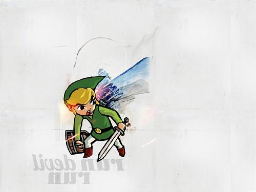 Nintendo, The Legend of Zelda, Link, Toon Link Wallpaper