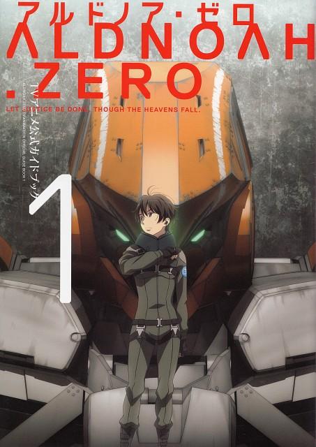 A-1 Pictures, TROYCA, Nitro+, Aldnoah Zero, Inaho Kaizuka