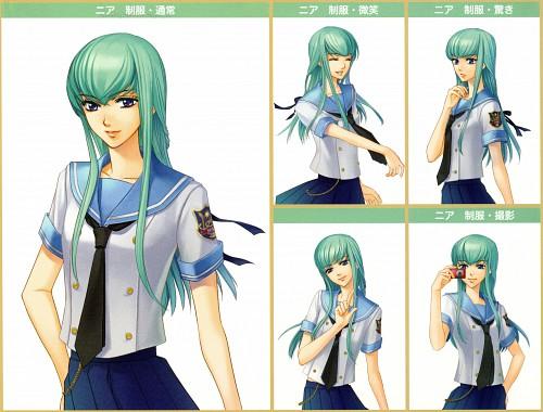 Yuki Kure, Koei, Kiniro no Corda 3, Nia Wasekura, Character Sheet