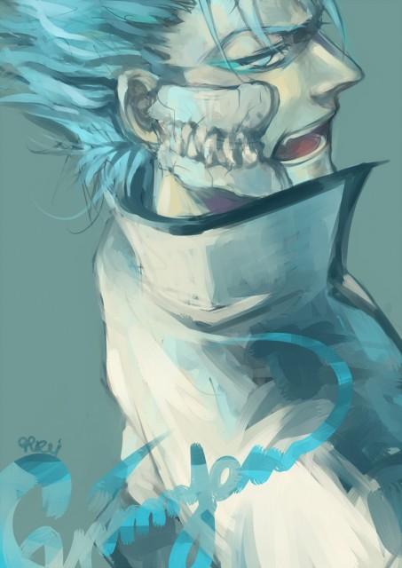 Kubo Tite, Studio Pierrot, Bleach, Grimmjow Jeagerjaques, Member Art