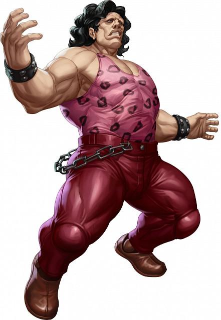 Stanley Lau, Capcom, Street Fighter, Hugo Andore
