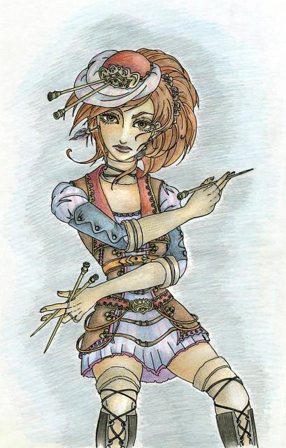 Shibamoto Thores, Member Art, Original
