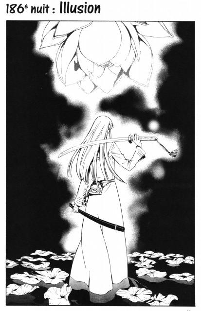 Katsura Hoshino, D Gray-Man, Yu Kanda