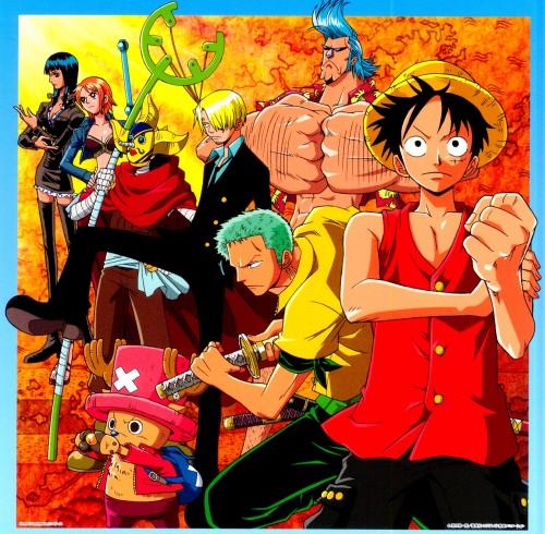 Eiichiro Oda, One Piece, Sanji, Franky, Monkey D. Luffy