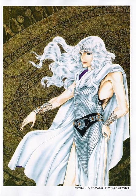 Yuho Ashibe, Crystal Dragon, Legion