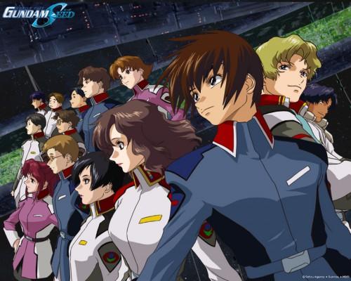 Hisashi Hirai, Sunrise (Studio), Mobile Suit Gundam SEED, Arnold Neumann, Mu La Flaga