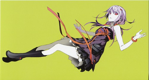 Miwa Shirow, Production I.G, GUILTY CROWN, Inori Yuzuriha