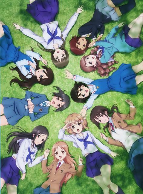 Kanami Sekiguchi, P.A. Works, Bandai Visual, Tari Tari, True Tears