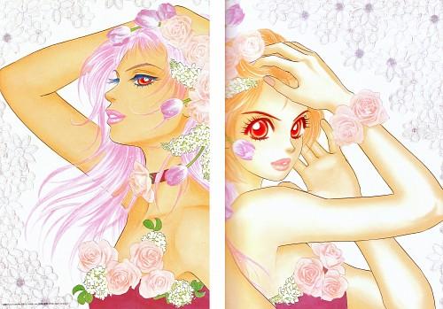 Miwa Ueda, Studio Comet, Peach Girl, PEACH: Miwa Ueda Illustrations, Sae Kashiwagi