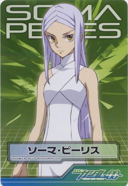 Mobile Suit Gundam 00, Soma Peries