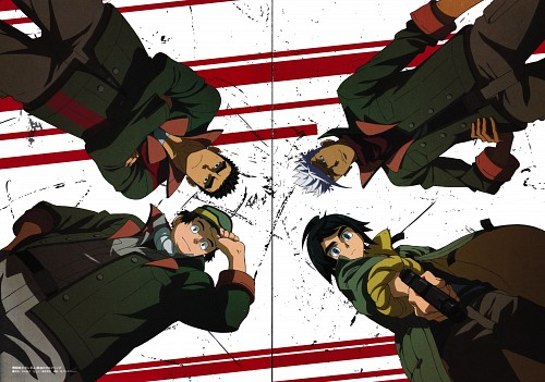 Sunrise (Studio), Mobile Suit Gundam: Iron-Blooded Orphans, Animedia Gundam Best Selection, Akihiro Altland, Biscuit Griffon