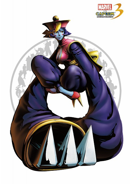 Capcom, Marvel vs Capcom 3, Hsien-ko