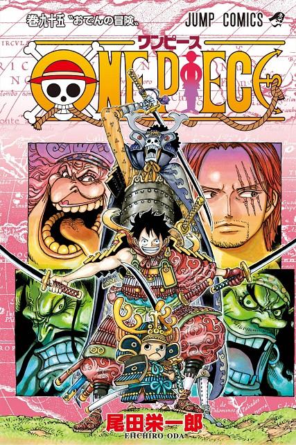 Eiichiro Oda, Toei Animation, One Piece, Brook, Marshall D. Teach