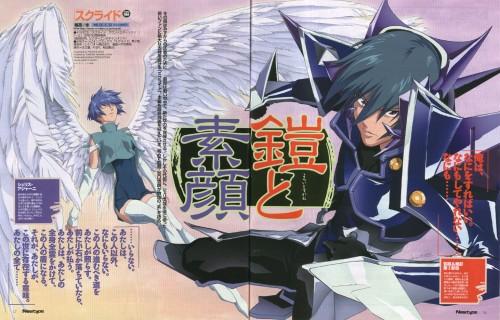 Sunrise (Studio), s-CRY-ed, Hisashi Hirai Illustration Works, Ryuhou Tairen, Scheris Adjani