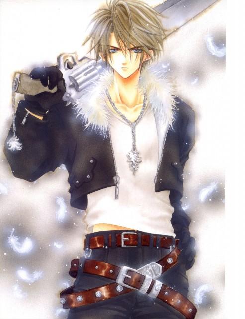 Adumi Tohru, Heaven & Hell, Final Fantasy VIII, Squall Leonhart, Doujinshi