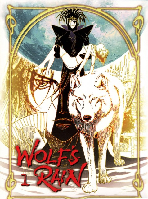 BONES, Wolf's Rain, Darcia, Cheza, Kiba (Wolf's Rain)