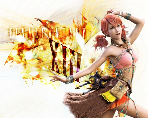 Square Enix, Final Fantasy XIII, Oerba Dia Vanille Wallpaper