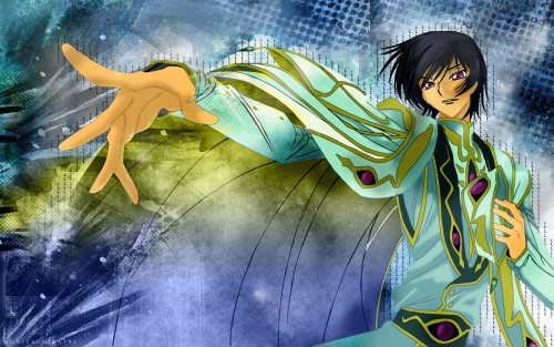 Lelouch of the Rebellion Wallpaper