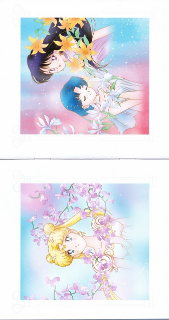 Toei Animation, Bishoujo Senshi Sailor Moon, Princess Serenity, Princess Mercury, Princess Mars