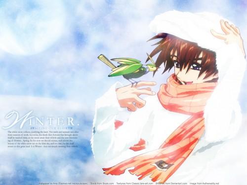 Sunrise (Studio), Mobile Suit Gundam SEED, Torii (Gundam SEED), Kira Yamato Wallpaper