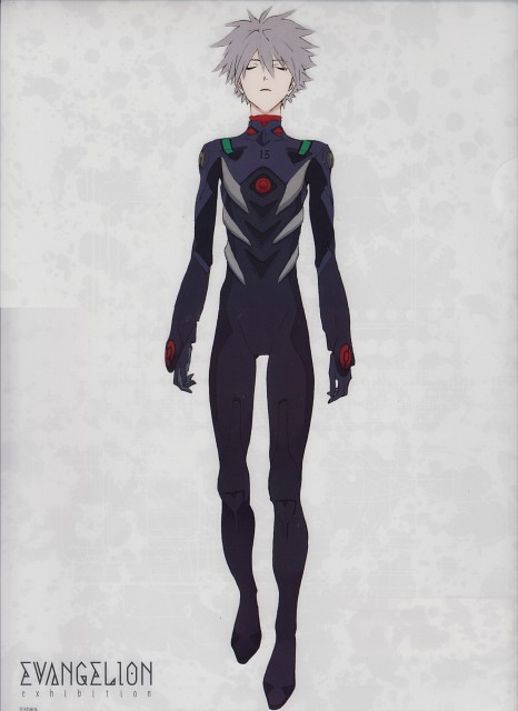Takeshi Honda, Gainax, Neon Genesis Evangelion, Kaworu Nagisa