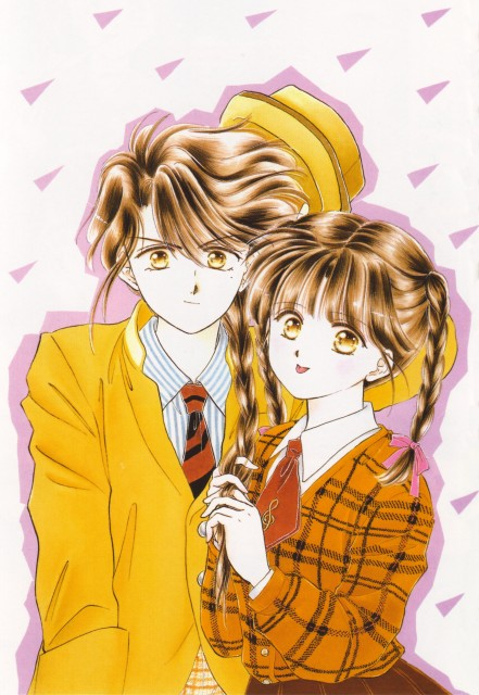 Fushigi Yuugi Miaka And Nuriko