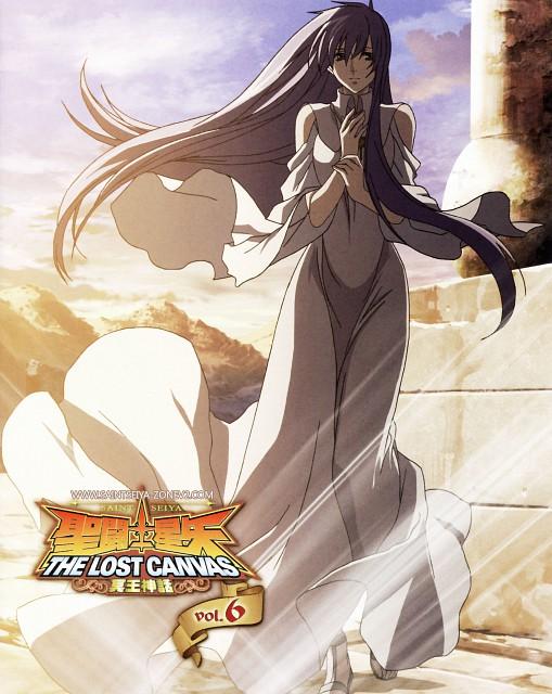 Masami Kurumada, Shiori Teshirogi, Saint Seiya: The Lost Canvas, Sasha