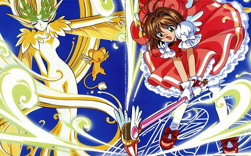 CLAMP, Madhouse, Cardcaptor Sakura, Cheerio!, Keroberos