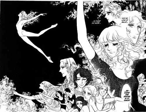 Kyoko Ariyoshi, Swan (Series), Alexei Sergeiev, Masumi Hijiri, Sydney Ekland