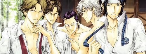 Takeshi Konomi, J.C. Staff, Prince of Tennis, Seiichi Yukimura, Kunimitsu Tezuka