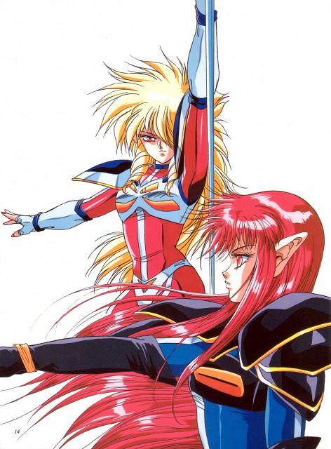 Toshihiro Hirano, Anime International Company, Iczer One (Series), Iczer-1, Iczer-2