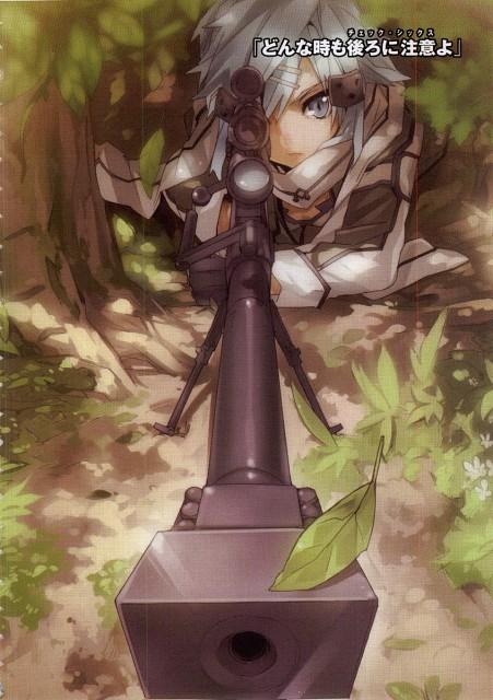 Abec, Sword Art Online, Sinon
