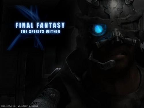 Square Enix, Final Fantasy: The Spirits Within, Ryan Whitaker Wallpaper