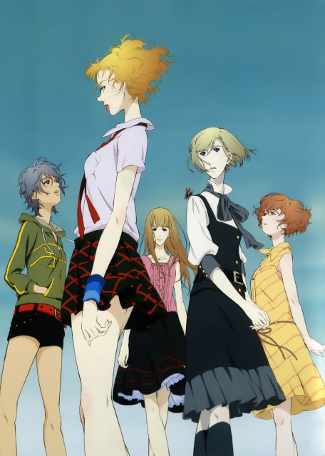 Kirihito Ayamura, Gonzo, Red Garden, Kate Ashley, Claire Forrest