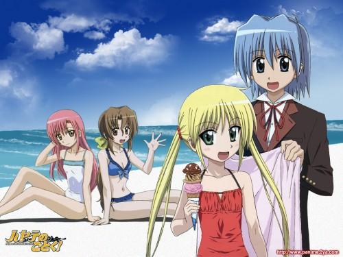 Hayate the Combat Butler, Hinagiku Katsura, Maria (Hayate the Combat Butler), Nagi Sanzenin, Hayate Ayasaki Wallpaper