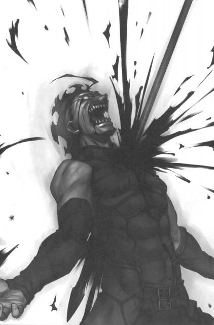 Ufotable, TYPE-MOON, Fate/Zero, Lancer (Fate/Zero)