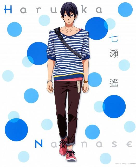 Kyoto Animation, Free!, Haruka Nanase (Free!), Album Cover