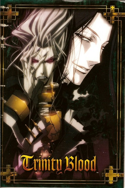 Gonzo, Trinity Blood, Isaak Fernand von Kämpfer, Abel Nightroad