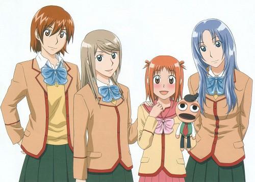 Moosuke Mattaku, J.C. Staff, Gokujou Seitokai, Nanaho Kinjo, Kuon Ginga